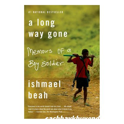 Review sách A Long Way Gone: Memoirs Of A Boy Soldier
