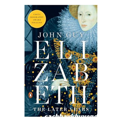 Review sách Elizabeth: The Later Years
