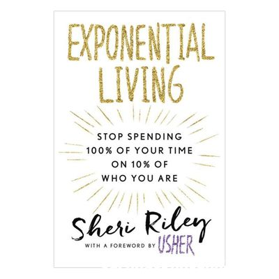 Review sách Exponential Living: Stop Spending 100% Of Your Time On 10% Of Who You Are