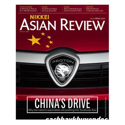Review sách Nikkei Asian Review: Chinas Drive – 22