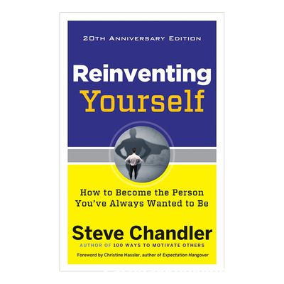 Review sách Reinventing Yourself (20th Anniversary Edition)