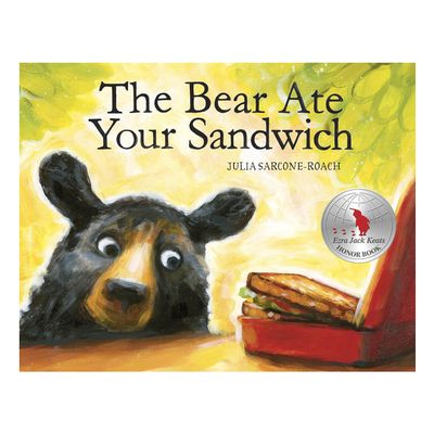 Review sách The Bear Ate Your Sandwich