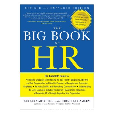 Review sách The Big Book Of Hr