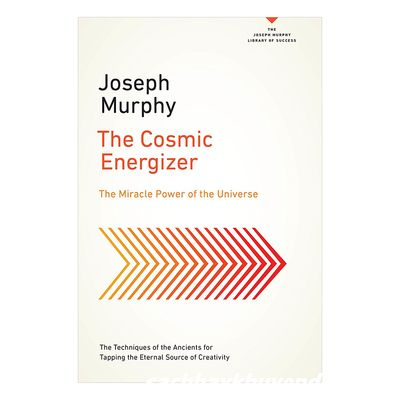 Review sách The Cosmic Energizer: The Miracle Power Of The Universe (The Joseph Murphy Library Of Success Series)