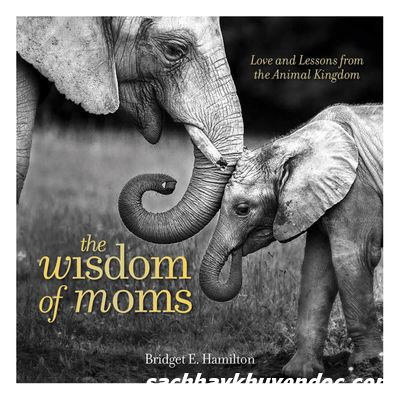 Review sách The Wisdom Of Moms: Love And Lessons From The Animal Kingdom