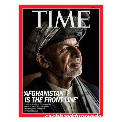 Review sách Time: Afghanistan Is The Front Line – 20